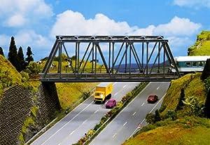 NOCH 21320 Paisaje Parte y Accesorio de juguet ferroviario - Partes y Accesorios de Juguetes ferroviarios (Paisaje, Cualquier Marca, H0, Gris, 65 mm, 106 mm)