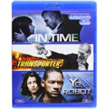 Pack: In Time + Transporter + Yo Robot [Blu-ray]