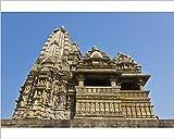 Photographic Print of Javari Temple, Khajuraho
