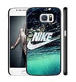 IDhf Coque Samsung Galaxy S6 Sports Logo, Coque de Protection avec Absorption de Choc...