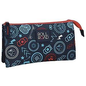 Roll Road 4114362 Go Neceser de Viaje, 22 cm, 1.32 litros