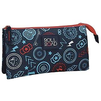 Roll Road 4114362 Go Neceser de viaje, 22 cm, 1.32 litros, Multicolor