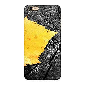 Special Lonely Leaf Multicolor Back Case Cover for iPhone 6 Plus 6S Plus