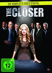 The Closer - Die komplette erste Staffel (4 DVDs)