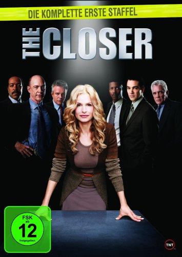 Bild von The Closer - Die komplette erste Staffel (4 DVDs)