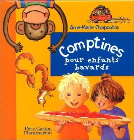 Comptines pour enfants bavards