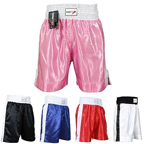 TurnerMAX Muay Thai Boxing Shorts MMA Kampf Small
