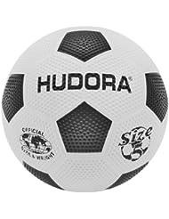 Hudora Fußball Street, aus Gummi, Größe 5
