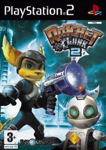 Ratchet + Clank 2