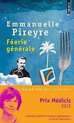 Féerie générale - Prix Médicis 2012