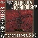 Beethoven : Symphonie n�5 - Tchaikovski : Symphonie n�6