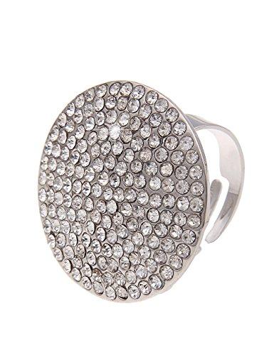 - Silberne Modeschmuck Ringe