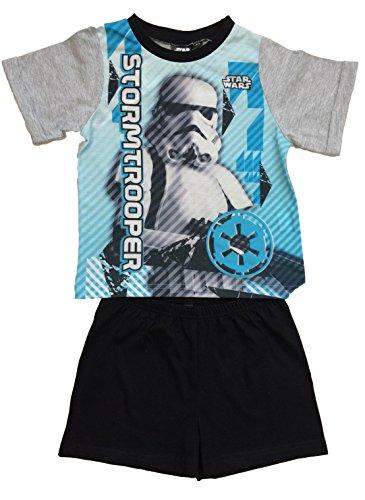 Star Wars Pyjamas Boys Short PJS Ages 3 To 10 Years