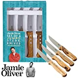 Jamie Oliver Jumbo Steak-Messer 4er-Set