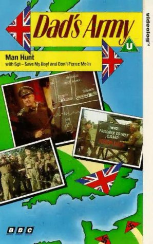 dads-army-man-hunt-vhs-1968