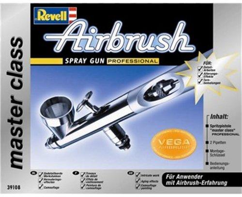 Revell Airbrush 39108 - Spritzpistole 'master class' (Professional) Preisvergleich
