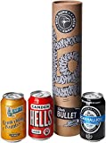 Beer Hawk Bullet Craft Beer Can Gift Set for Your Dad (Mystery Beers)