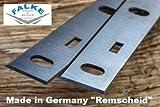 2 Stück Hobelmesser SCHEPPACH HT 850 Abricht & Dickenhobel