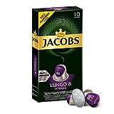 Jacobs Kapseln Lungo Intenso - Intensität 8 - 50 Nespresso®*