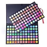 PhantomSky 168 Couleurs Fard à Paupières Palette de Maquillage Cosmétique Set #1 - Parfait pour une utilisation professionnelle et quotidienne