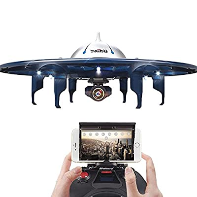 Rc Quadcopter,DeeXop Wifi Remote Control Quadcopter Drone 2.4GHZ U845 RC Aircraft