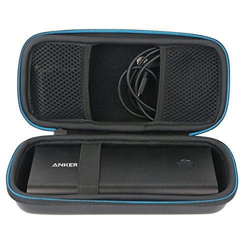 Für Anker PowerCore+ 26800mAh Portabel Externer Akku USB Batterie Ladegerät Power Bank Hart Reise Tragetasche Tasche von Markstore