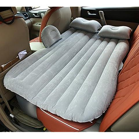 Coche dormitorio cama de aire cojín móvil Viajes inflación asiento posterior más grueso colchón extendido124 con un conjunto completo de