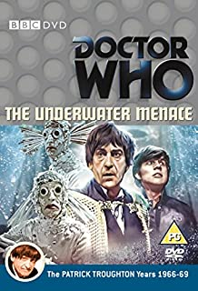 Doctor Who - The Underwater Menace [DVD] [1967] (B00URM3EWW) | Amazon price tracker / tracking, Amazon price history charts, Amazon price watches, Amazon price drop alerts