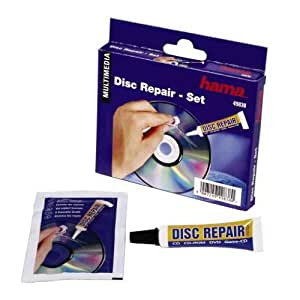 Hama DVD-ROM/CD-ROM Disc-Repair-Set