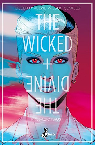 The Wicked + The Divine 1 – Presagio Faust (Italian Edition)