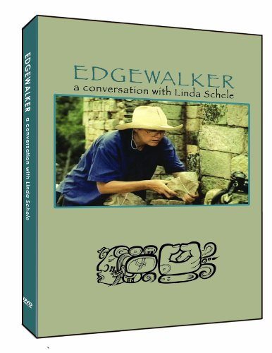 Preisvergleich Produktbild Edgewalker: a conversation with Linda Schele: Before she died the renowned Mayanist epigrapher gave an interview on her life,  Mayan sites such as Palenque and Tikal and translation of Maya glyphs.