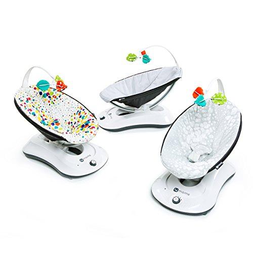 4moms Rockaroo Hamaca bebe multicolor - 3