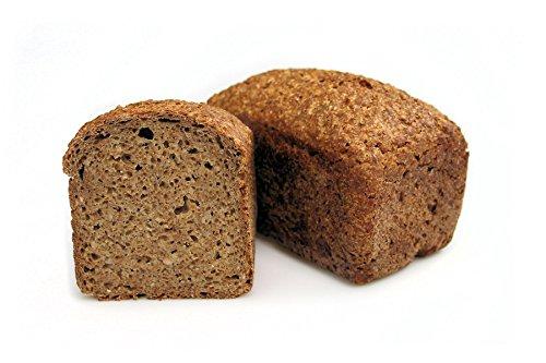 Demeter Dinkelkeimbrot frisches weizenfreies hefefreies Bäckerbrot aus Urdinkel vegan sehr bekömmlich (1) (Schwarzbrot Kann)