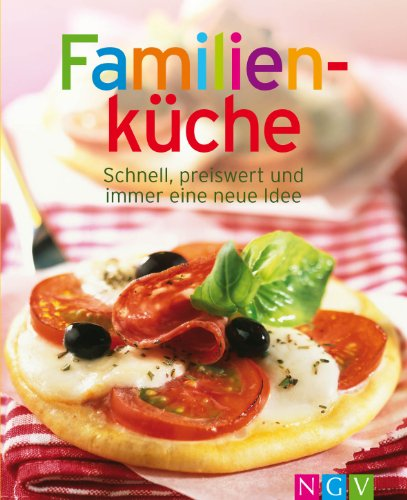 Unbekannt Minikochbuch Familienküche