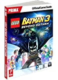 Lego Batman 3: Beyond Gotham: Prima Official Game Guides