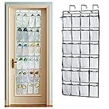 Best Shoe Rack Organizer For Closets - Shoe Rack Over Door Storage, Sunblue 24 Mesh Review
