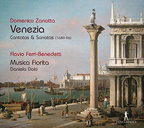 Zanatta: Venezia - Kantaten und Sonaten