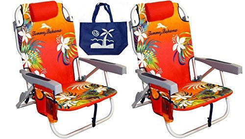 2-tommy-bahama-backpack-beach-chairs-red-1-medium-tote-bag-by-tommy-bahama