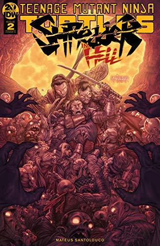 Teenage Mutant Ninja Turtles: Shredder in Hell #2 (of 5 ...