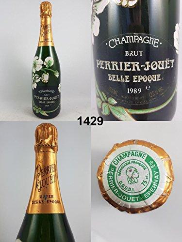 Champagne Perrier-Jouët - Belle Epoque 1989