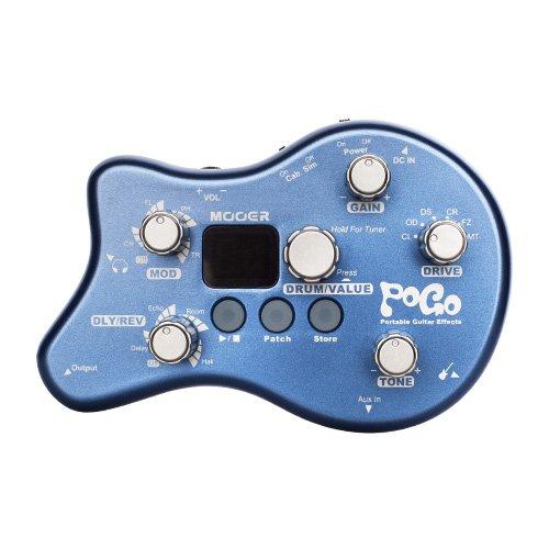 MOOER POGO   PORTABLE GUITAR EFFECTS