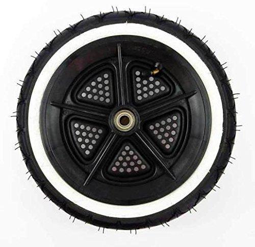 Phil & Teds Roue arrière pour poussette Explorer avec jante, pneu et chambre à air