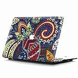 AQYLQ Hülle für 2018 MacBook Air 13 Zoll mit Retina A1932 Hartschale Tasche Schutzhülle Case 13-Zoll MacBook Air Laptop - Buntes Muster