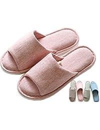 Pantoufles Chaussures Collectrices Sol En Intérieur Salle De Bain Unisexe (39, Jaune)