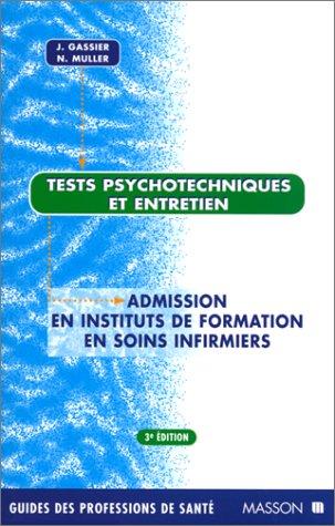 Tests psychotechniques et entretien