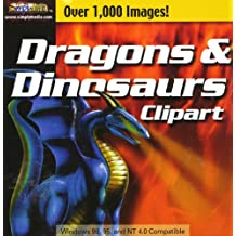 Dragons & Dinosaurs Clipart [Import]