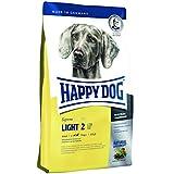Happy Dog Supreme Fit und Well Light 2 - Low Fat, 12.5 Kg, 1er Pack (1 x 12.5 kg)