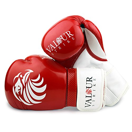 Pro-Boxing-Gloves--4oz-16oz-Punch-Bag-Sparring-Fight-MMA-Muay-Thai-Grappling-Fight-Adult-Mitts-Martial-Arts-Training-Kickboxing-Punching-Glove-