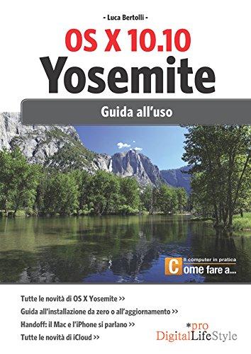 os-x-1010-yosemite-guida-alluso-italian-edition