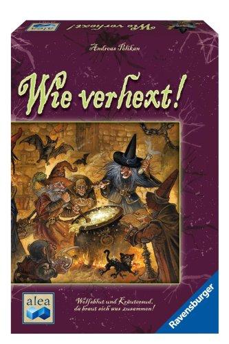 Ravensburger 26934 - ALEA: Wie verhext! - Sprachen Hexerei Von